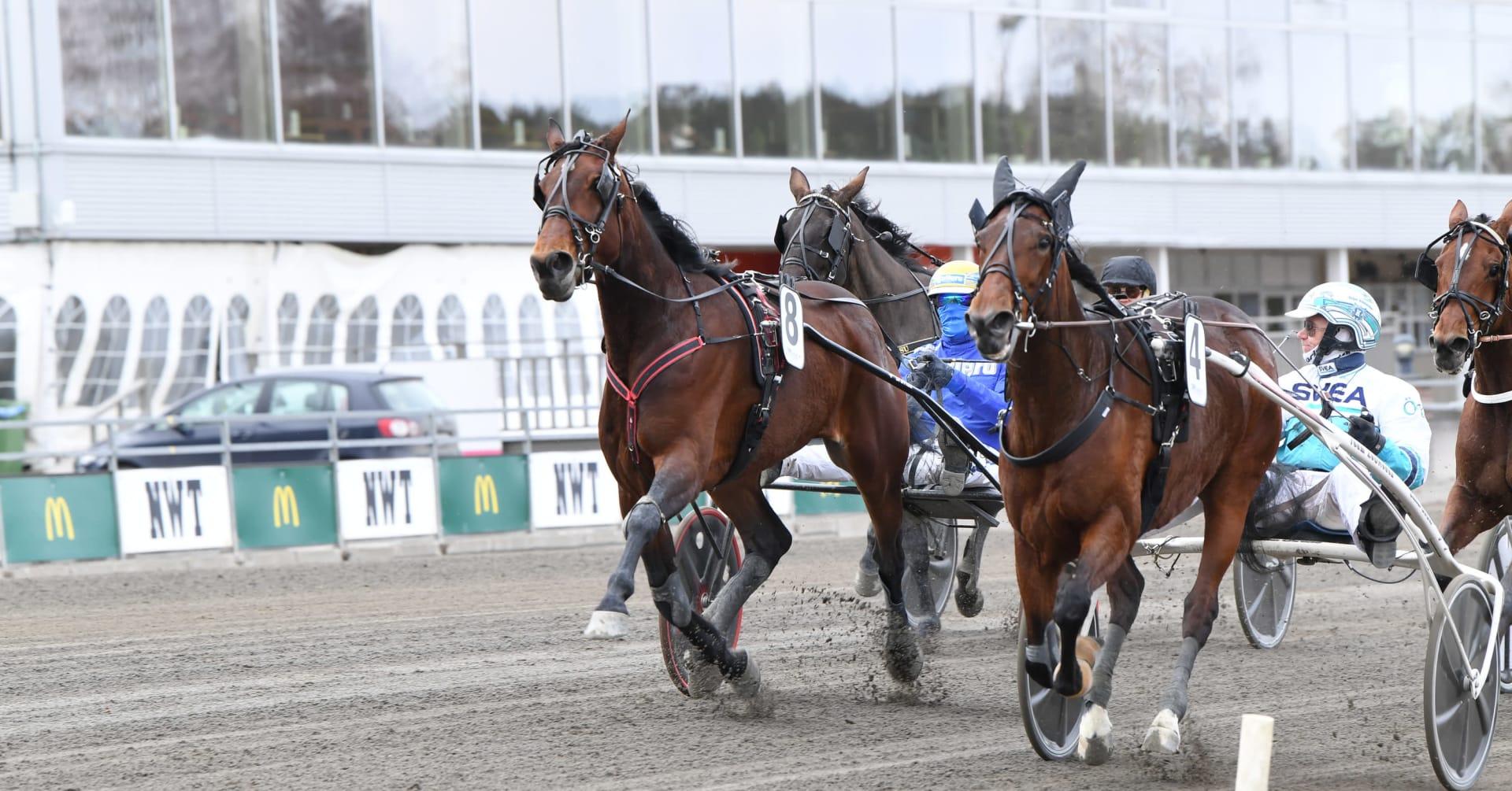 Gina Mearas vann Folke Hjalmarssons Minneslopp