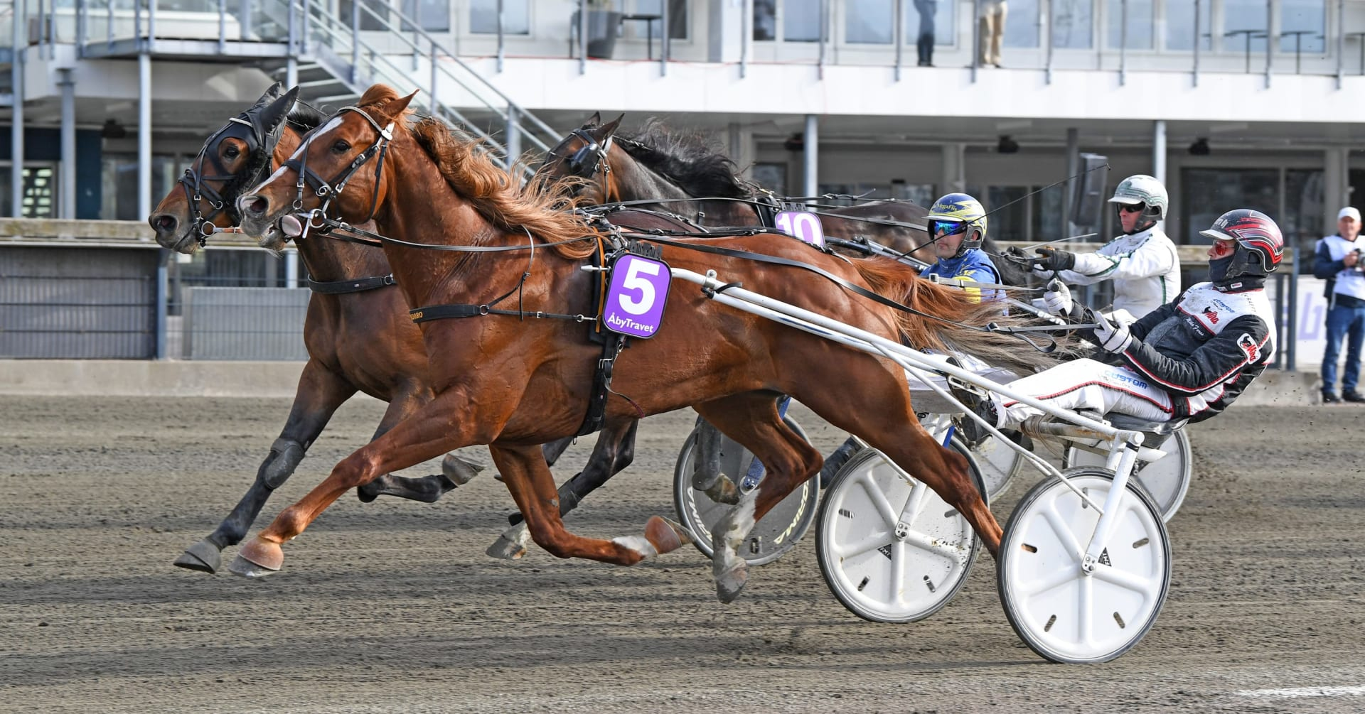 Mika Forss vann åt Gocciadoro