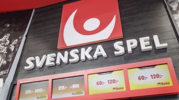 Foto: Svenska Spel