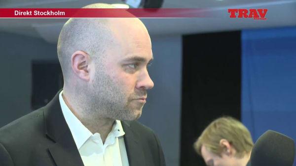 Johan Lindberg, Svensk Travsport, om spelutredningen