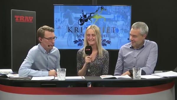 Emmie Enqvist om Dibaba inför Svenskt Travoaks 2017