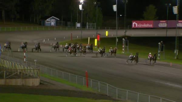 Järvsö Tord ställde sig – och vann överlägset