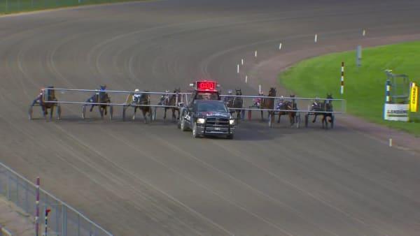 Smokin Joe tog första segern på två år när han vann med Adrian Kolgjini i sulkyn i Halmstad