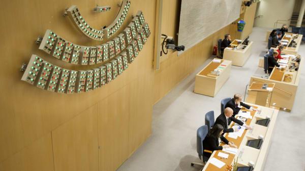 Foto: Melker Dahlstrand/Sveriges riksdag