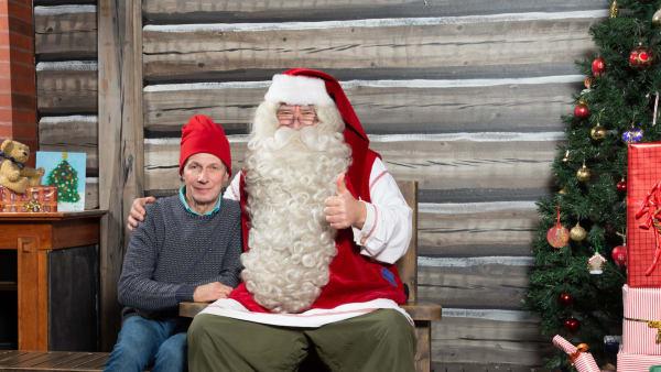 Foto: Christmashousesanta.fi