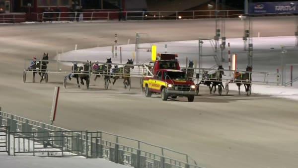 Zack Bris vann V64-6 tillsammans med Oskar Kylin Blom.