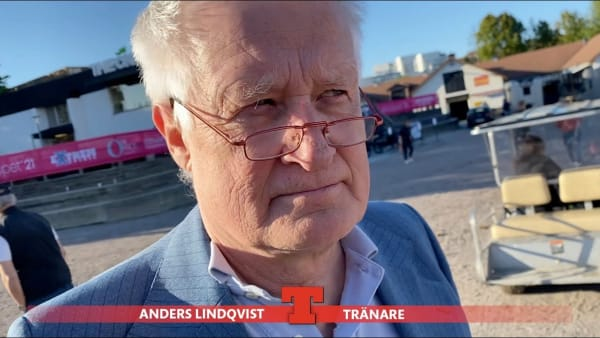 Anders Lindqvist om Wild Loves seger i Harper Hanovers