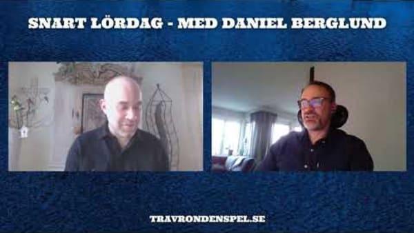 Snart lördag, med Daniel Berglund inför V75 Romme