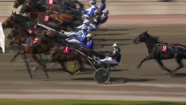 Rotate vinner på Åby den 8 maj 2021