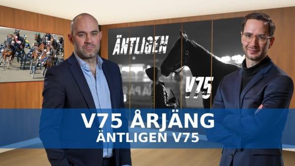 Äntligen V75 inför Årjäng 17 juli