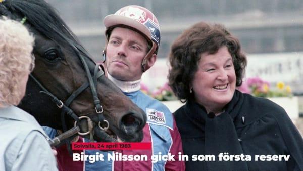 Ur arkivet: Reserven Birgit Nilsson