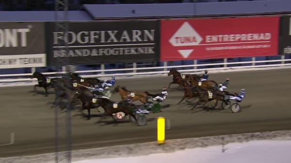 Malkin och Hanna Forslin vann på V75
