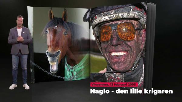 Ur arkivet: Naglo – den lille krigaren