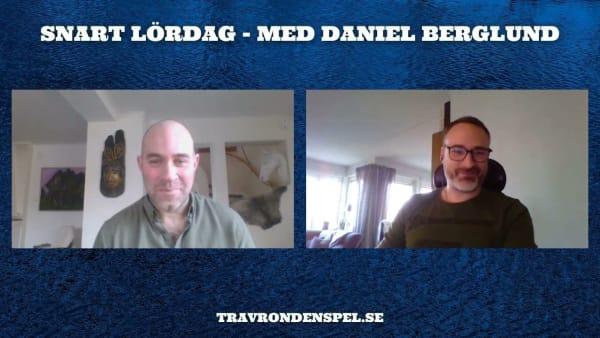 Äntligen lördag – med Daniel Berglund