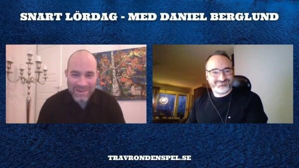 V75 Jägersro | Snart lördag, med Daniel Berglund