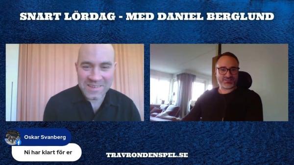 V75 Åby | Snart lördag, med Daniel Berglund