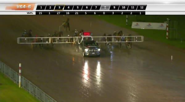 Dark Roadster vann efter visslande avslutning