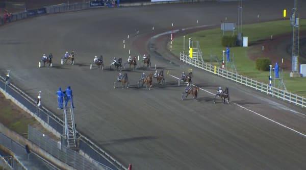 Mirakel Håleryd vann på Åby.